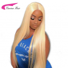 Carina #613 Blonde Virgin Hair Wigs For Women with Baby Hair HD Lace Wigs