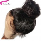 Curly 360 Wig Brazilian Remy Human Hair Lace Wigs Pre Plucked Hairline