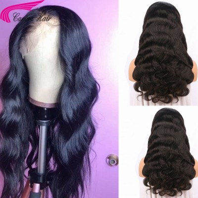 Body Wave Lace Front Wig Brazilian Remy Human Hair Full Lace Wigs Pre Plucked Hairline
