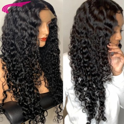 Carina new arrival Spanish wave 13x6 transparent lace wigs for new year