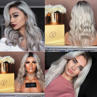 freedomcouture • hairstyle - Human Hair Lace Wigs