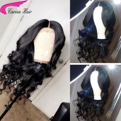 Brazilian Remy Loose Wave Lace Front Wigs with Baby Hair  Human Hair Full Lace Wigs