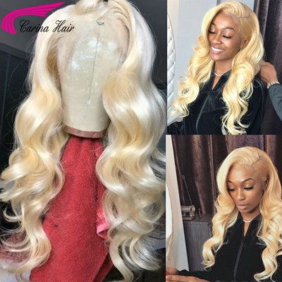 Blonde 13x6 Lace Front Wigs Loose Wave 613 Human Hair Wigs for Women