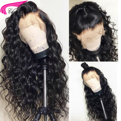 Loose Wave 360 Lace Wigs Virgin Human Hair Lace Wigs Pre Plucked Hairline