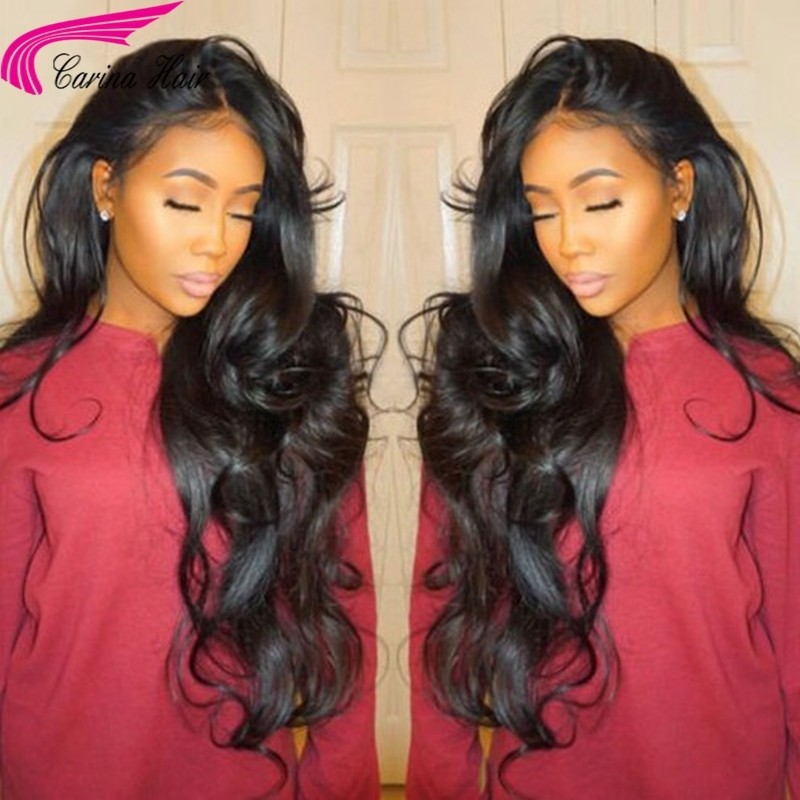 Body Wave Human Hair Wigs 13x6 Deep Part Lace Frontal Wigs Pre Plucked Hairline