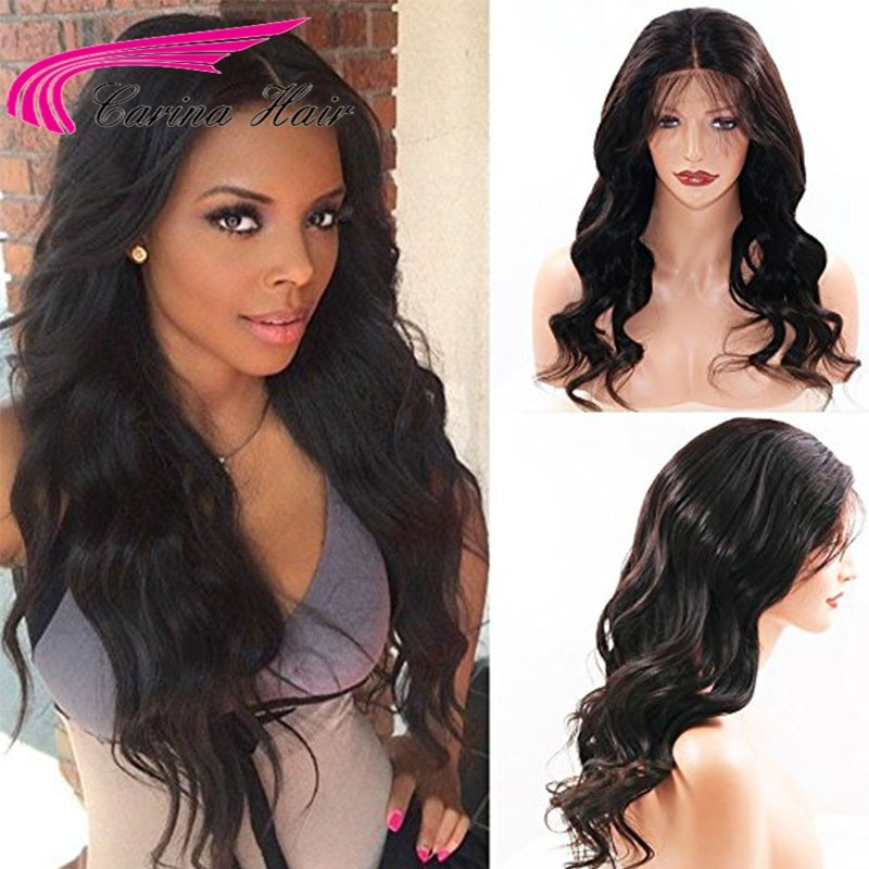 Brazilian Remy Human Hair Wigs for Black Women 130% Loose Wave Lace Wigs with Baby Hair 8A