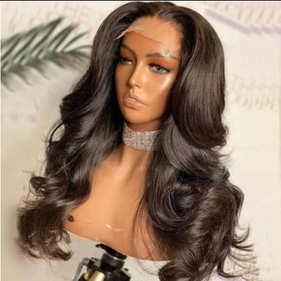 Carina romantic wavy luxury lace wigs highest quality