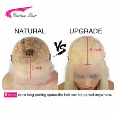#60A Summer Bob 13x6 Lace Wigs 150% Density with Baby Hair