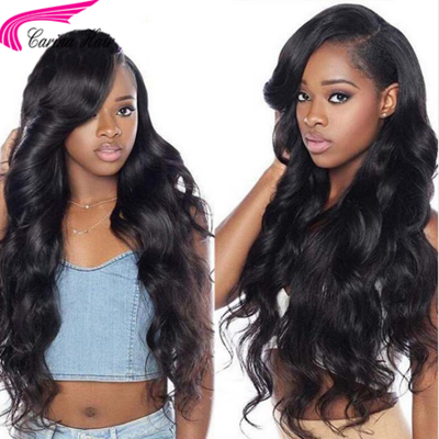 Human Hair Wigs Brazilian Body Wave Lace Wigs Pre Plucked Hairline for Women